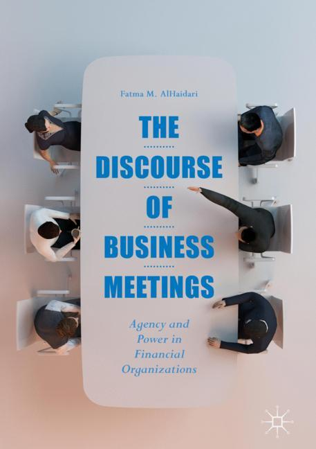 Cover of 'The Discourse of Business Meetings'