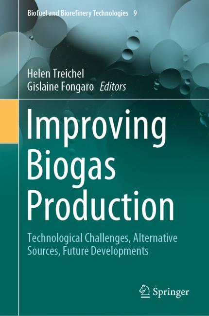 Cover of 'Improving Biogas Production'