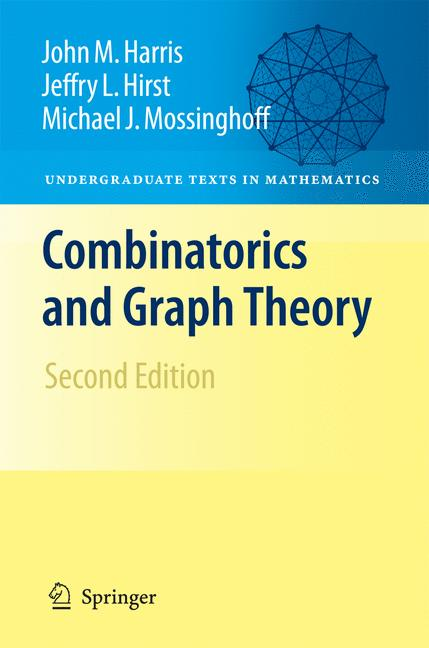 Cover of 'Combinatorics and Graph Theory'