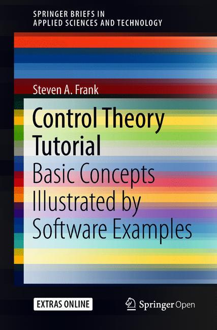 Cover of 'Control Theory Tutorial'