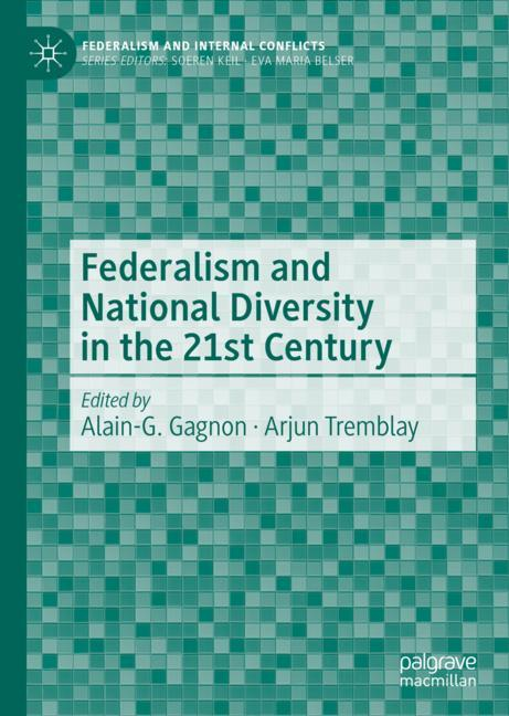 Cover of 'Federalism and National Diversity in the 21st Century'