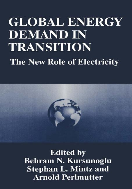 Cover of 'Global Energy Demand in Transition'