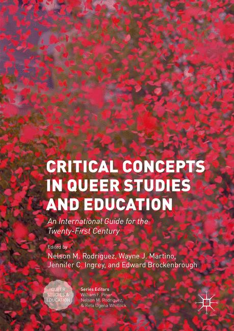 Cover of 'Critical Concepts in Queer Studies and Education'