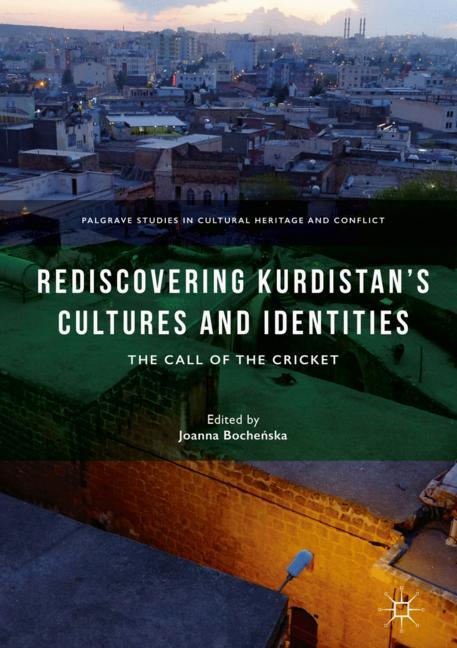 Cover of 'Rediscovering Kurdistan's Cultures and Identities'