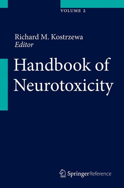Cover of 'Handbook of Neurotoxicity'