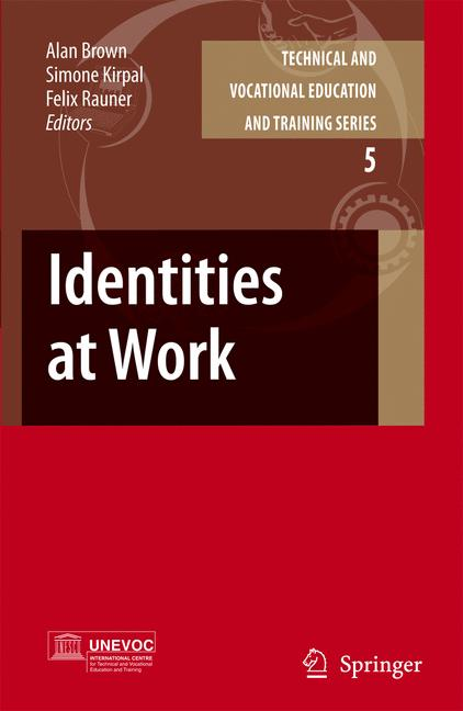 Cover of 'Identities at Work'