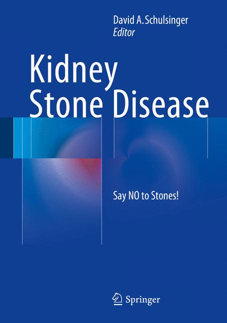 Cover of 'Kidney Stone Disease'