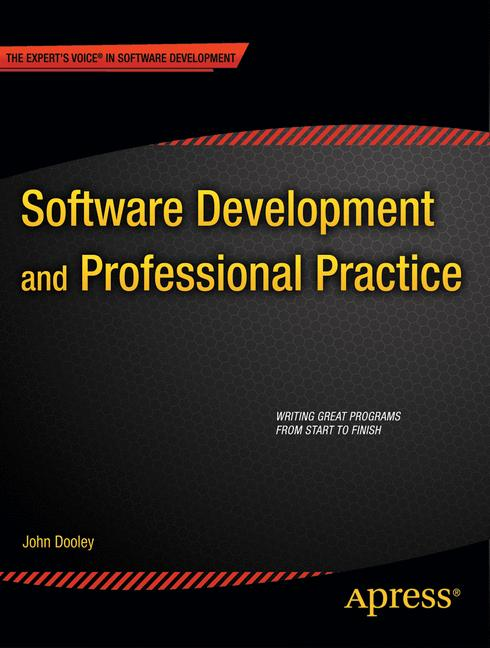 Cover of 'Software Development and Professional Practice'