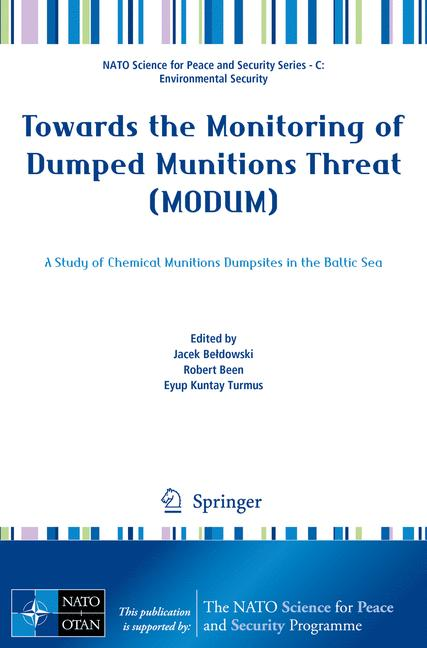 Cover of 'Towards the Monitoring of Dumped Munitions Threat (MODUM)'