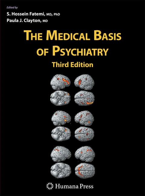 Cover of 'The Medical Basis of Psychiatry'