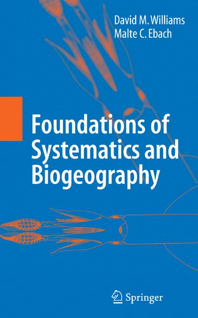 Cover of 'Foundations of Systematics and Biogeography'