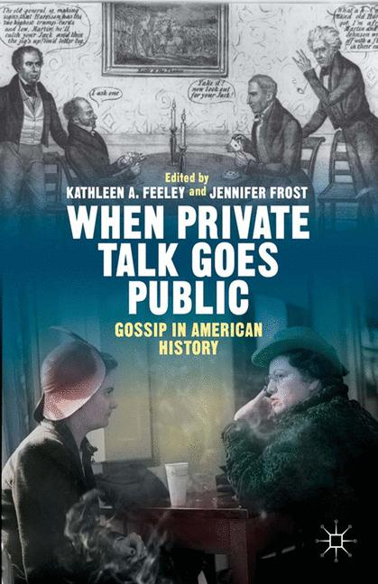 Cover of 'When Private Talk Goes Public'