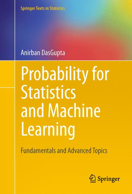 Cover of 'Probability for Statistics and Machine Learning'