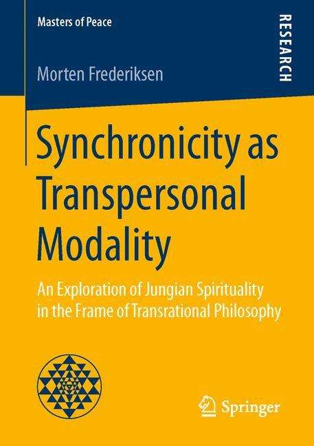Cover of 'Synchronicity as Transpersonal Modality'