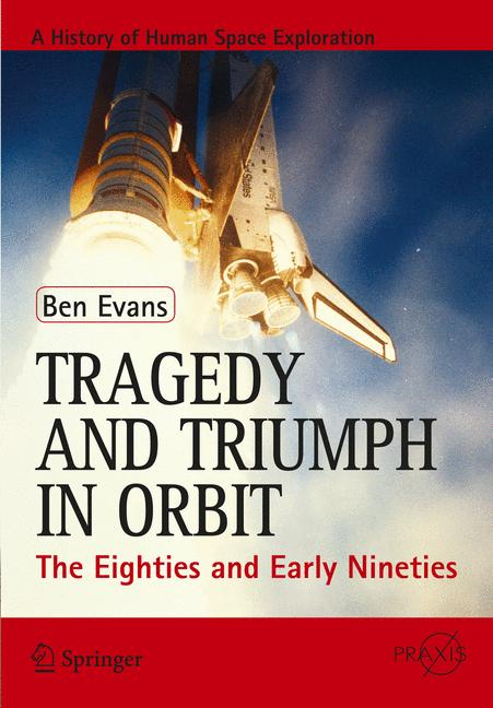 Cover of 'Tragedy and Triumph in Orbit'