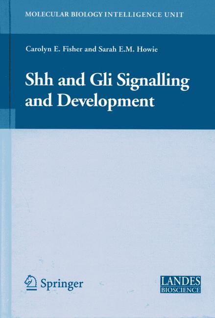 Cover of 'Shh and Gli Signalling and Development'