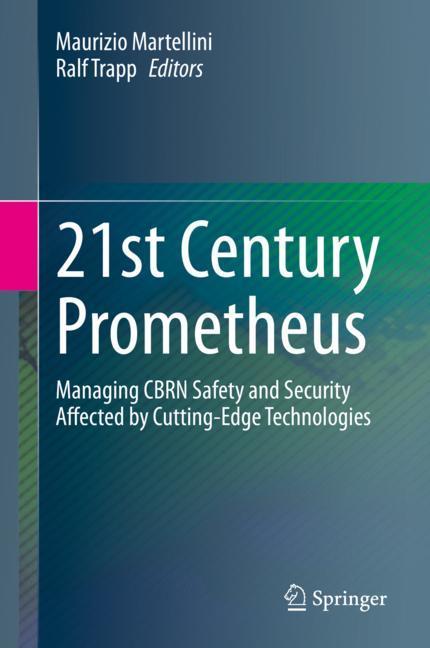 Cover of '21st Century Prometheus'