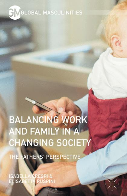 Cover of 'Balancing Work and Family in a Changing Society'