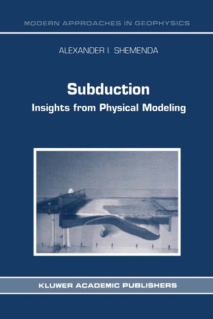 Cover of 'Subduction'