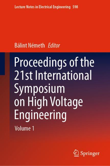 Cover of 'Proceedings of the 21st International Symposium on High Voltage Engineering'