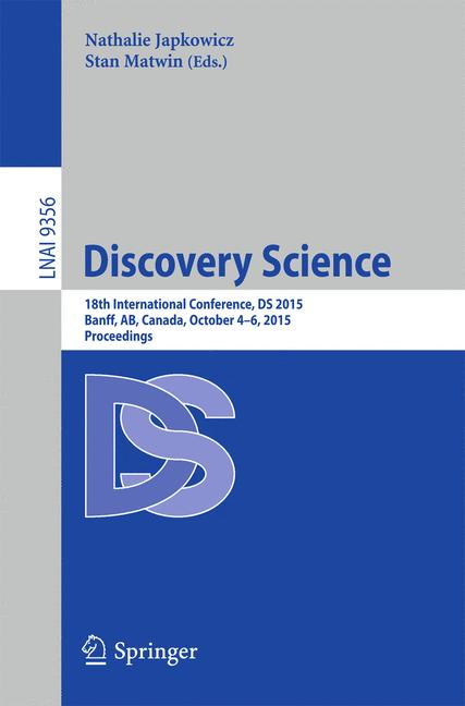Cover of 'Discovery Science'