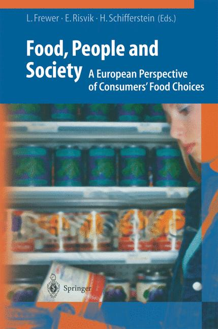 Cover of 'Food, People and Society'