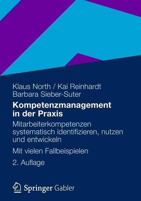 Cover of 'Kompetenzmanagement in Der Praxis'