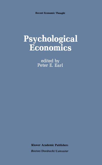 Cover of 'Psychological Economics'