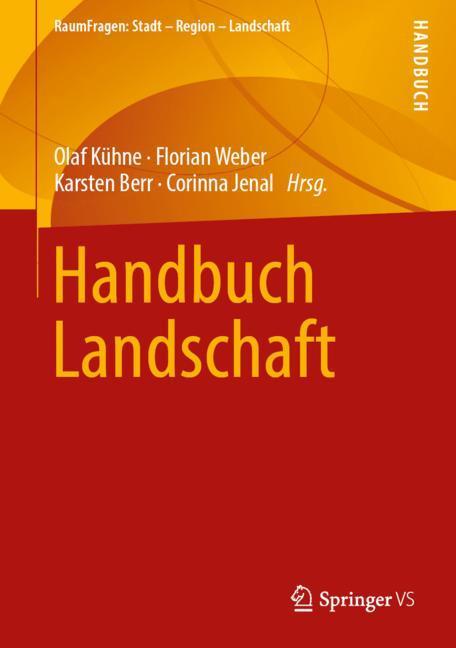 Cover of 'Handbuch Landschaft'