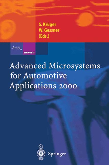 Cover of 'Advanced Microsystems for Automotive Applications 2000'