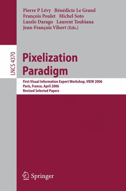Cover of 'Pixelization Paradigm'