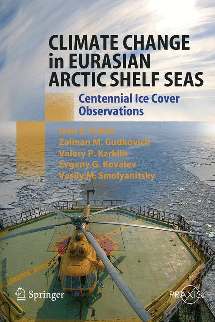 Cover of 'Climate Change in Eurasian Arctic Shelf Seas'