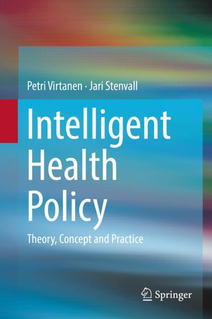 Cover of 'Intelligent Health Policy'