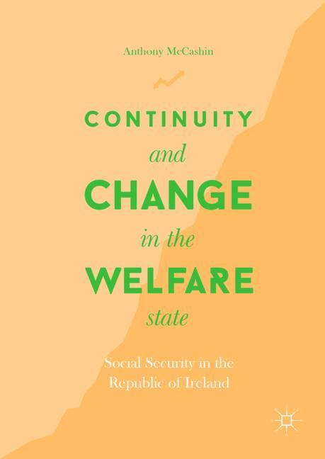 Cover of 'Continuity and Change in the Welfare State'