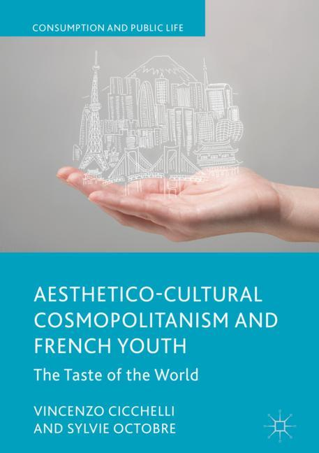 Cover of 'Aesthetico-Cultural Cosmopolitanism and French Youth'