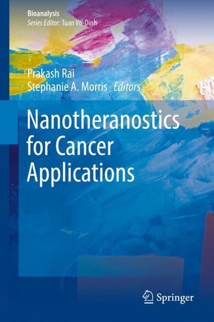 Cover of 'Nanotheranostics for Cancer Applications'
