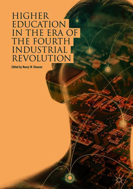 Cover of 'Higher Education in the Era of the Fourth Industrial Revolution'