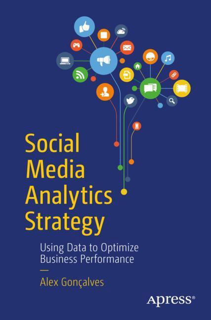 Cover of 'Social Media Analytics Strategy'