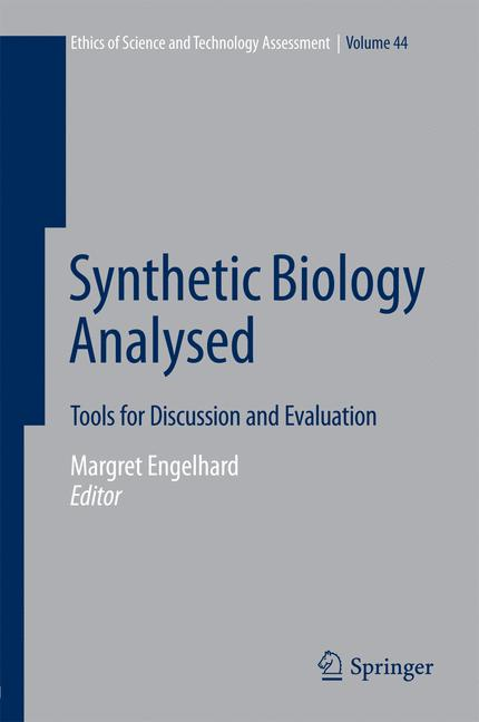 Cover of 'Synthetic Biology Analysed'