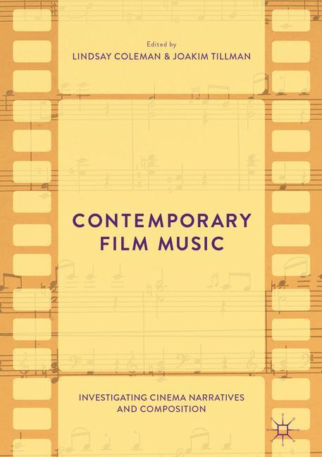 Cover of 'Contemporary film music'