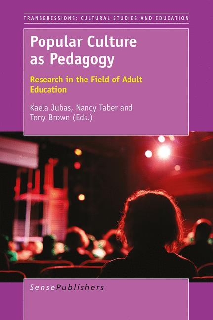 Cover of 'Popular Culture as Pedagogy'