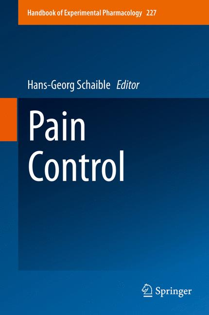Cover of 'Pain Control'