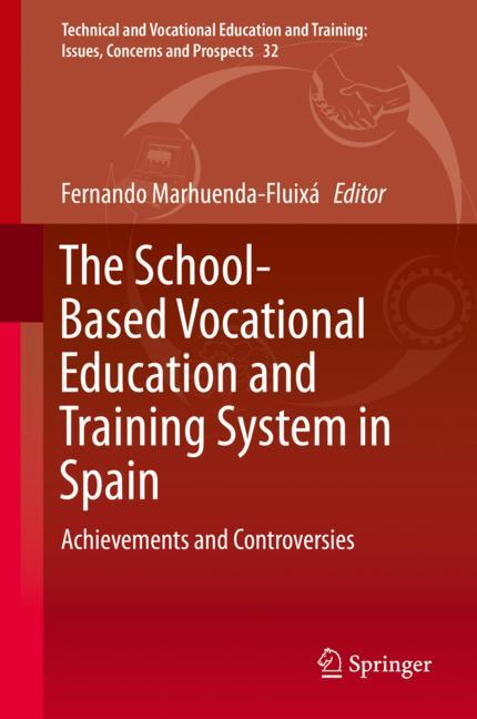 Cover of 'The School-Based Vocational Education and Training System in Spain'