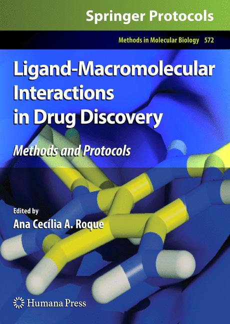 Cover of 'Ligand-Macromolecular Interactions in Drug Discovery'