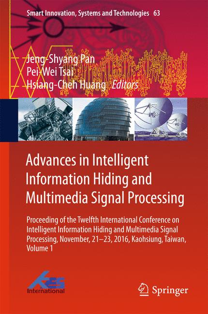 Cover of 'Advances in Intelligent Information Hiding and Multimedia Signal Processing'