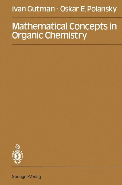 Cover of 'Mathematical Concepts in Organic Chemistry'