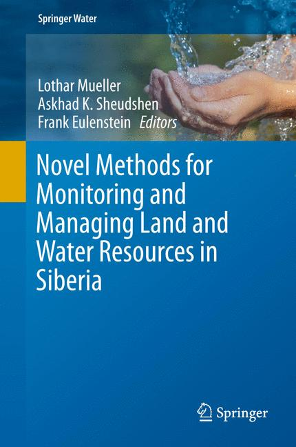 Cover of 'Novel Methods for Monitoring and Managing Land and Water Resources in Siberia'
