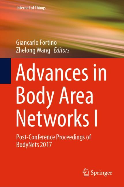 Cover of 'Advances in Body Area Networks I'