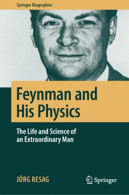 Cover of 'Feynman and His Physics'