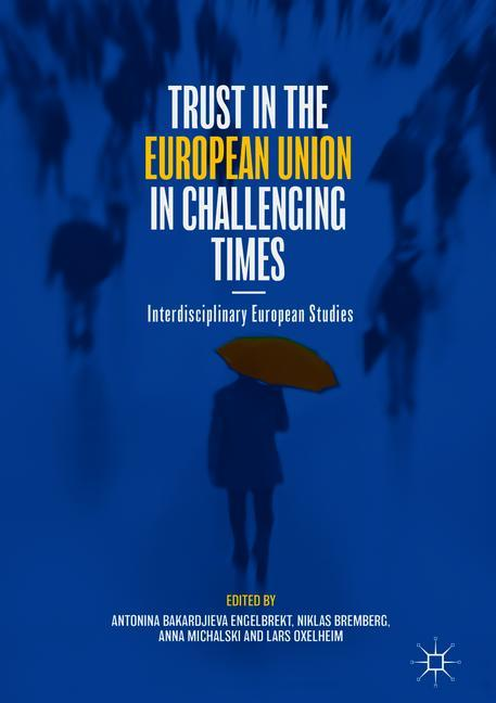 Cover of 'Trust in the European Union in Challenging Times'